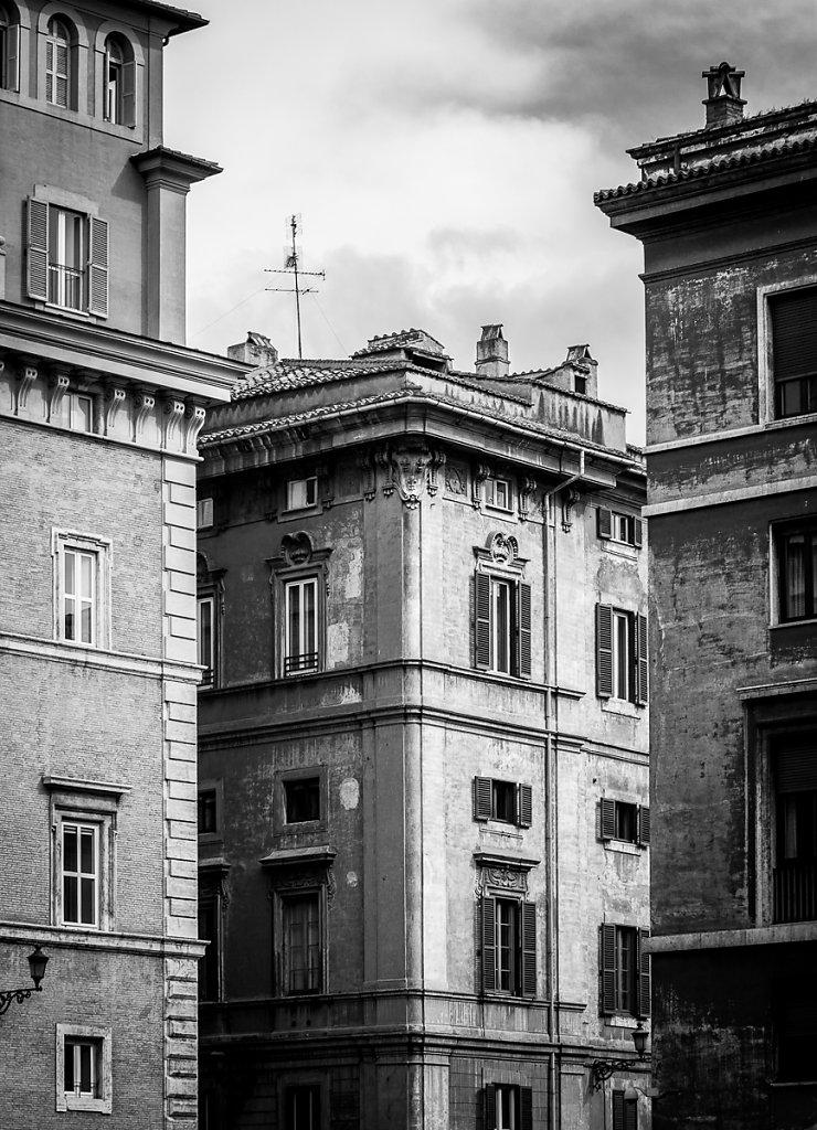 Three I - Rome, Italy