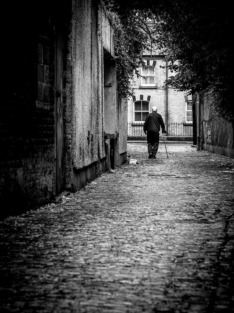 The Long Walk - Dublin, Ireland