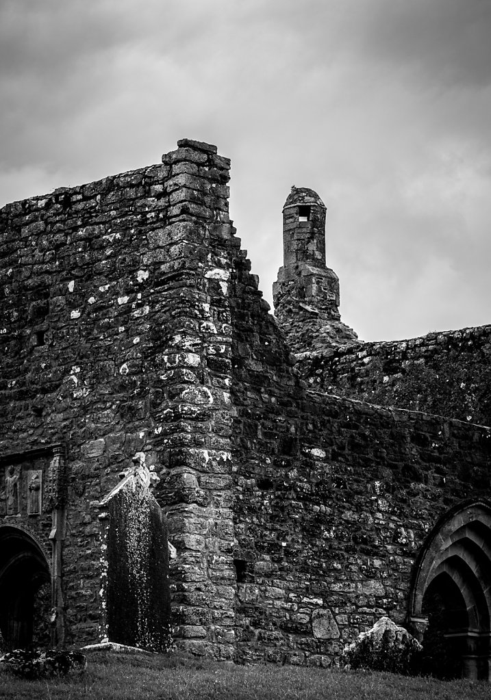 Clonmacnoise Cathedral - County Offaly
