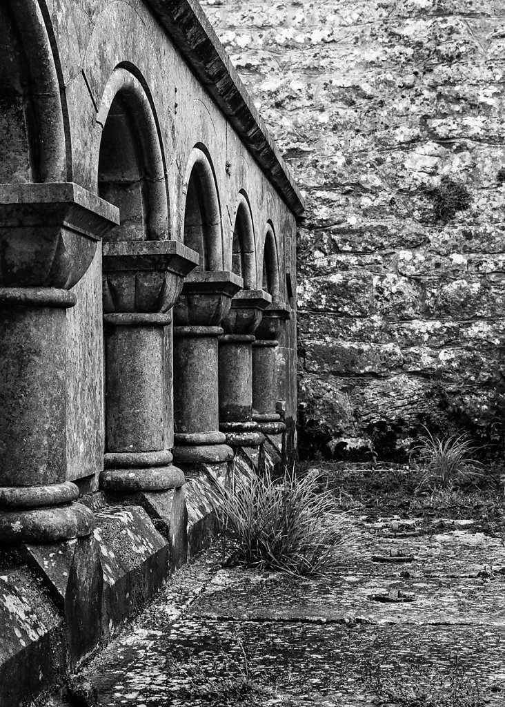 Pillars (Clonmacnoise) - County Offaly
