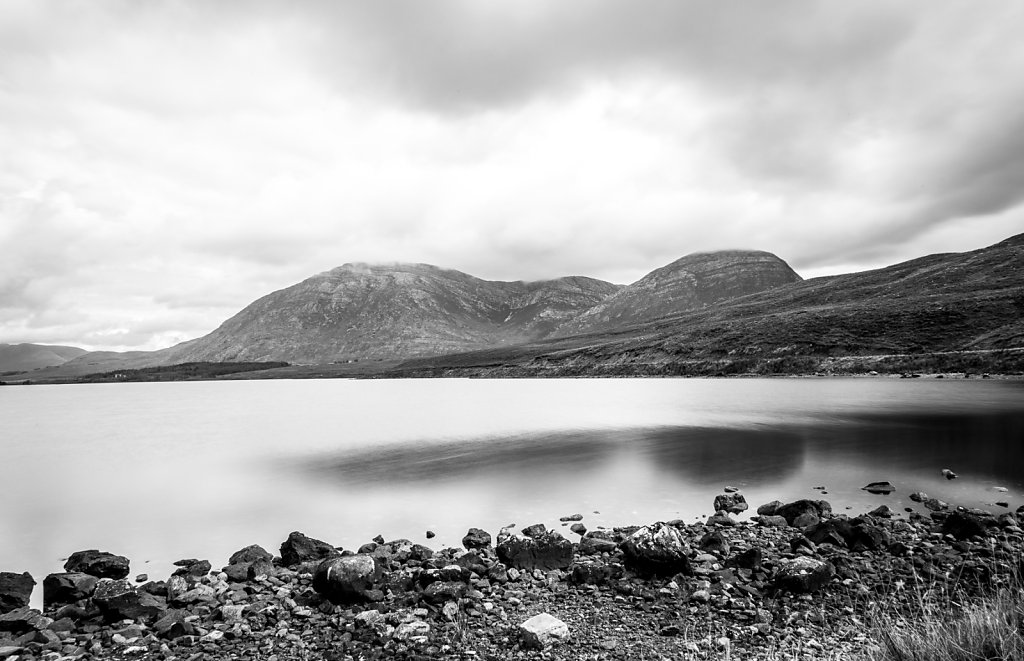 Lough Inagh - County Galway