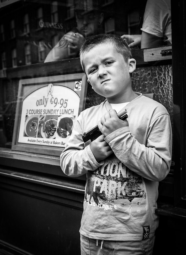Gunpoint - Dublin