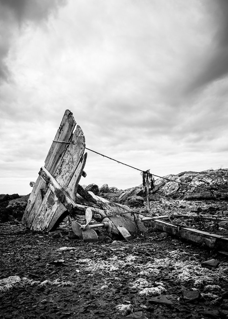 Wrecked - County Galway