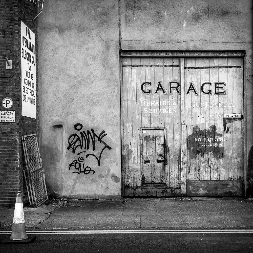 Garage - Cork